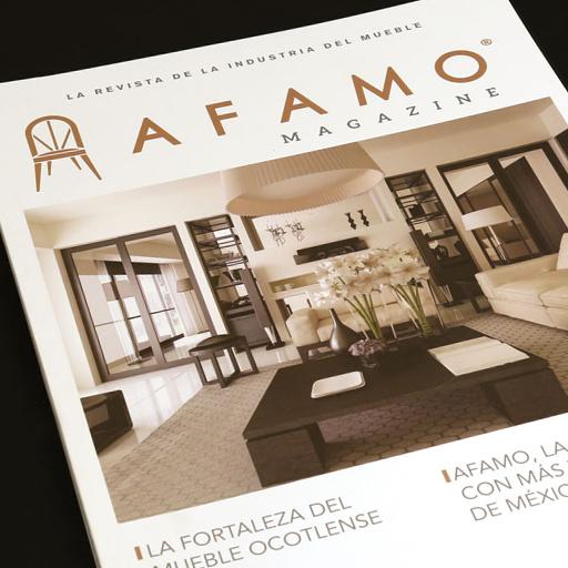 Tótem estudio portafolio cliente Afamo